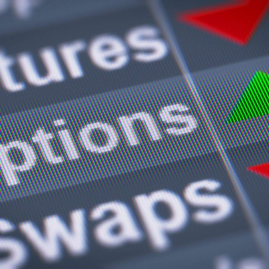 options trading, options swaps futures