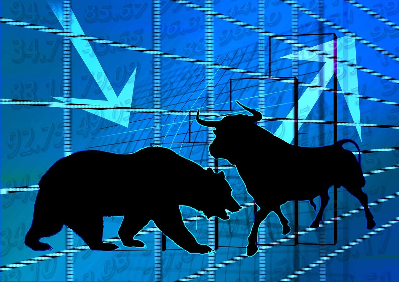 bull market, bullish bearish