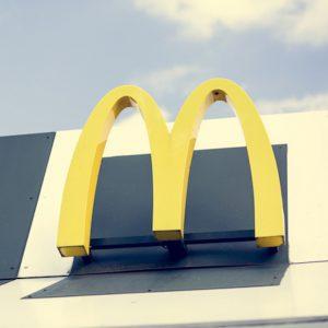 Mcdonalds mcd company